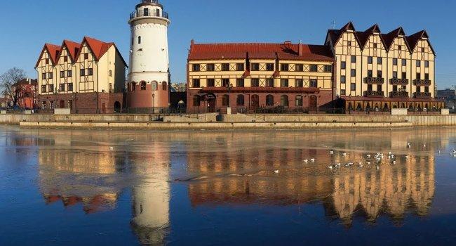 «Из Калининграда в Кёнигсберг и обратно!» - пешеходная обзорная экскурсия по Калининграду— каждую пятницу в 12.00.