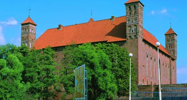 «Самый западный город России»: Мамоново и  средневековый замок — удивительная экскурсия с уникальным музеем!
