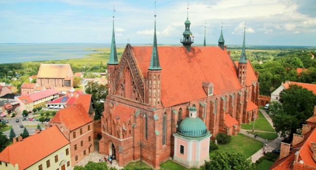 Средневековые замки Польши за 1 день: Фромборк, Эльблонг, Мальборк.