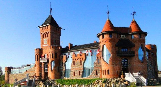 «Королевский курорт и рыцарский замок» - экскурсия в город-курорт Зеленоградск и замок Нессельбек