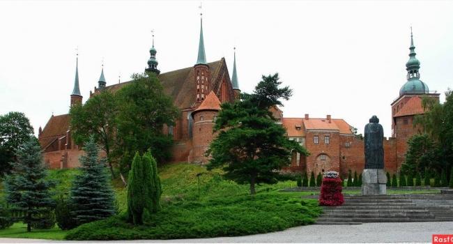 Замок Коперника и Старый город Польши за 1 день: Фромборк и Эльблонг