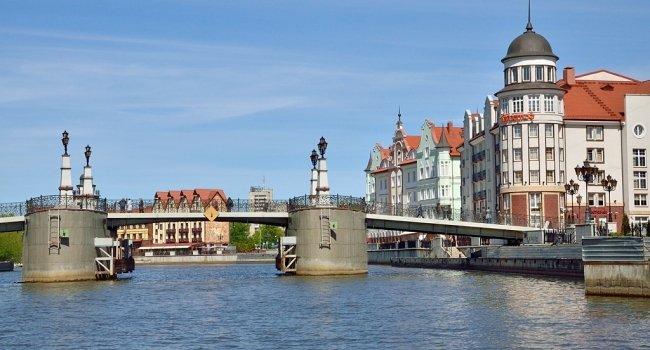 «Из Калининграда в Кёнигсберг и обратно!» - пешеходная обзорная экскурсия по Калининграду.