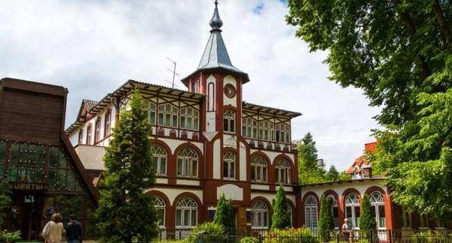 «Красоты побережья Балтики» - экскурсия в три города:  Балтийск-Янтарный-Светлогорск